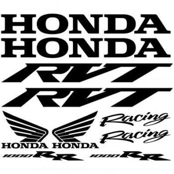 Stickers Honda rvt 1000rr