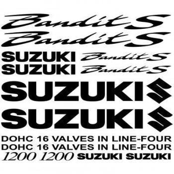 Stickers Suzuki 1200 bandit