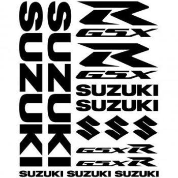 Stickers Suzuki Gsx r