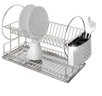 Egouttoir à vaisselle 2 étages