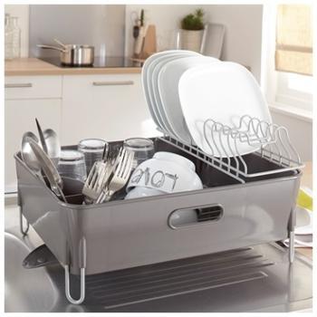 Egouttoir à vaisselle avec
