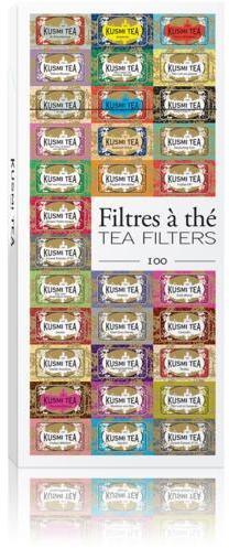 Filtres à thé Kusmi
