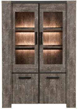Vaisselier 4 portes - ROBINSON