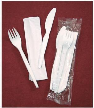 Sachet couvert 3 1 plastique