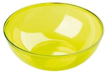 4 coupelles en plastique rigide