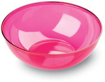 Saladier en plastique rigide