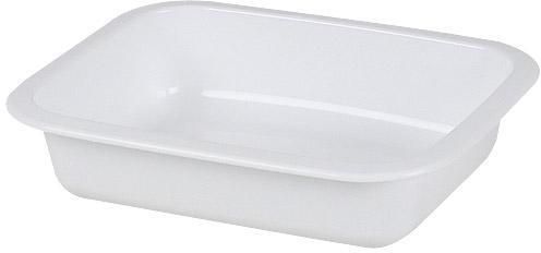 Barquette plastique GN 1 8