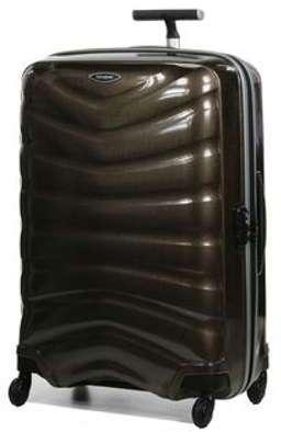 Samsonite Firelite Spinner 75 cm Earth marron qBez1fS