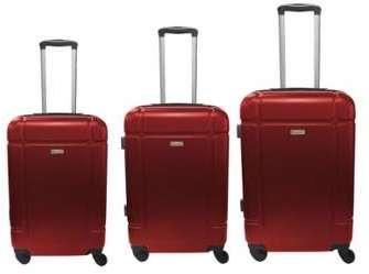 RUE DU COMMERCE Lot de 3 valises