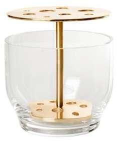 Ikebana - Vase S - laiton