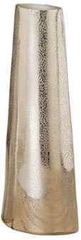 Vase en métal H40cm