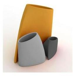 MYYOUR vase TAO LARGE (Orange