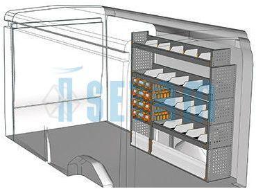 Kit aménagement Transit L3
