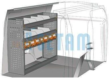 Kit aménagement Connect L1