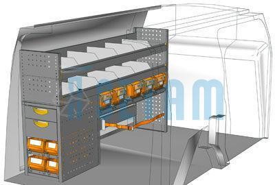 Kit aménagement Connect L2