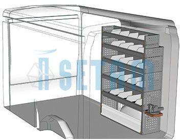 Kit aménagement Transit L2