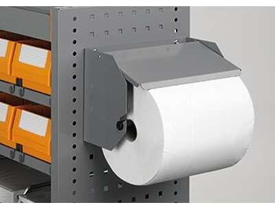 Dérouleur papier pour rouleau