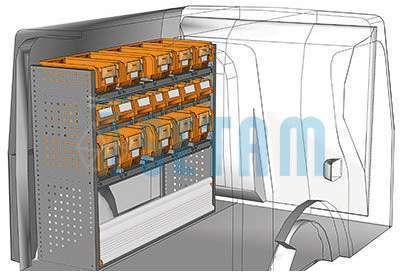 Kit aménagement Citan utilitaire