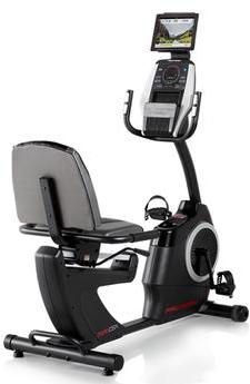 Nordictrack vlo assis r 65 - Velo d appartement assis ...