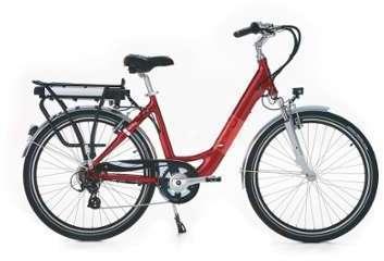 Vélo électrique Carlina