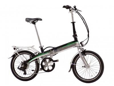 Vélo électrique pliant Monty