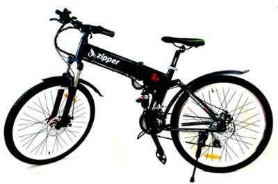 Z4 - Vélo Pliant lectrique
