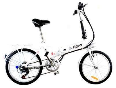 Z1 - Vélo Pliant lectrique