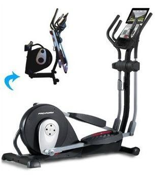 Vélo elliptique Proform 450