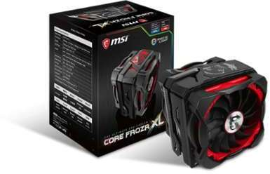 Ventilateur CPU MSI CORE FROZR