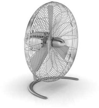 Ventilateur de table design