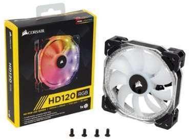 CORSAR Ventilateur HD120 RGB