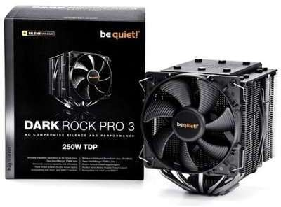 Ventilateur CPU Be Quiet Dark