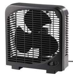 Ventilateur de table compact