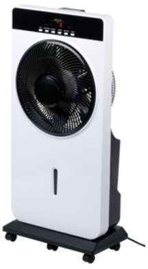 Ventilateur 30 cm avec fonctions