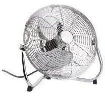 Ventilateur de sol en métal