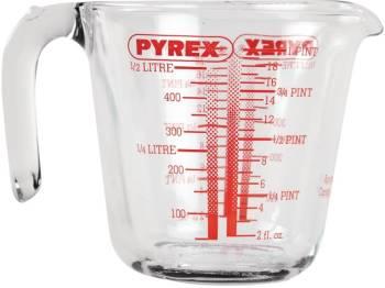 Pichet Mesureur Pyrex - 500ml
