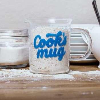 Verre Doseur Cooks Mug