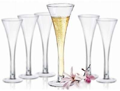Flûte à Champagne Rio ( Lot