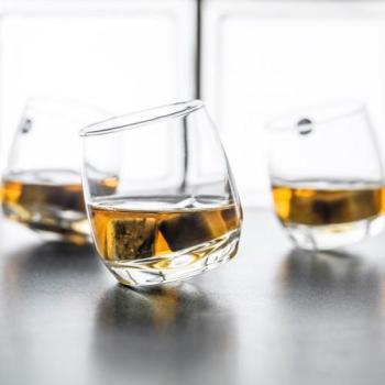 Verres à Whisky toupie (Set