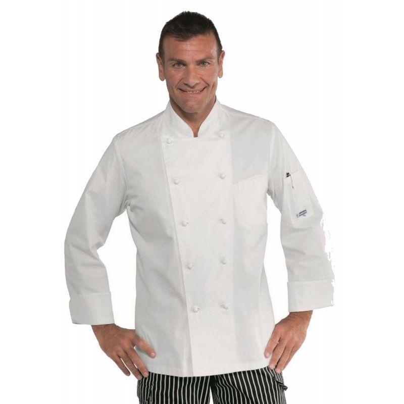 Catgorie vtement de travail page 5 du guide et comparateur - Veste cuisine homme personnalise ...