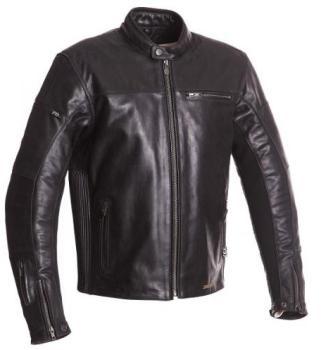 Blouson moto cuir Segura Nova