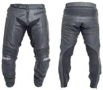 Pantalon moto cuir rst r-16