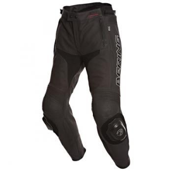 Pantalon moto cuir Bering