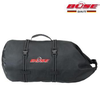 Sac Moto Buse Travel Bag Noir