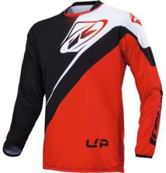 Maillot Kenny Up Rouge Noir