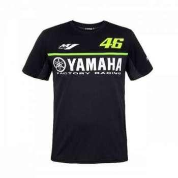 Tee-Shirt Yamaha Black Line