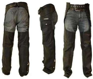 Kc304 Sur-pantalon Chaps en