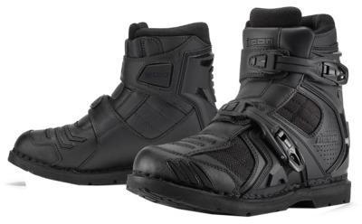 Demi-bottes Moto ICON FIELD
