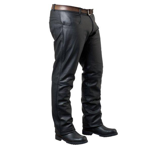 Pantalon strada normal bl