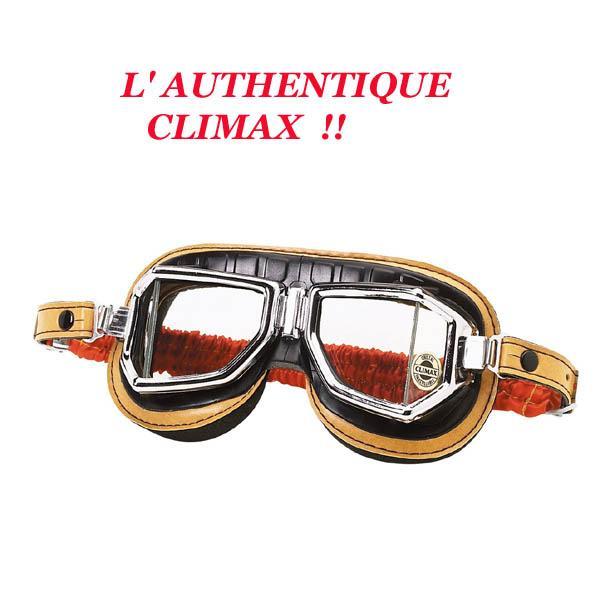 Lunettes climax 513s marron